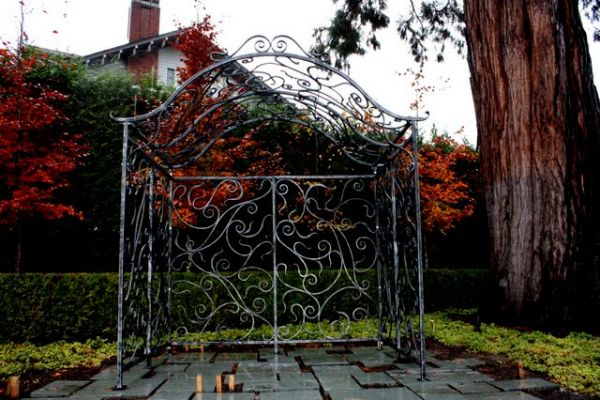 Wrought Iron Gazebo BG02