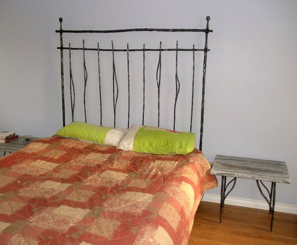 Wrought Iron Bed Bb06 Miran S Wrought Iron Art