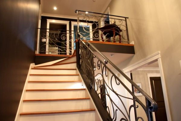 Wrought Iron Railing Br210 Miran S Wrought Iron Art